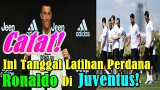 Video NOTE!!! It's Cristiano Ronaldo's Prime Training Date at Juventus MP3, 3GP, MP4, WEBM, AVI, FLV Juli 2018