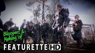 Edge Of Tomorrow (2014) Featurette - An Inside Look