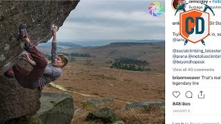 Classic...And Super Hard 8B+ Boulder Gets A Repeat | Climbing Daily Ep.1335 by EpicTV Climbing Daily