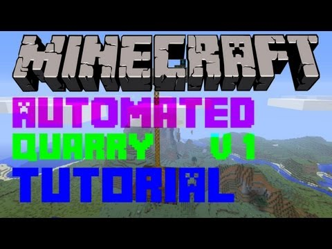 Minecraft Nuclear Reactor
