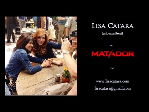 Lisa Catara - MATADOR, season 1 ep2