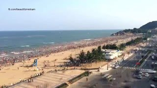 Sam Son Vietnam  city images : Sam son beach-one of the best beaches in Vietnam