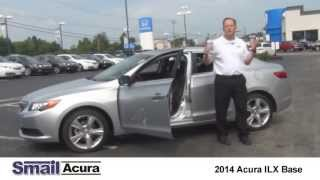 2014 Acura ILX Vehicle Highlights