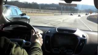 FORD C-MAX ENERGI 2013 Test Drive