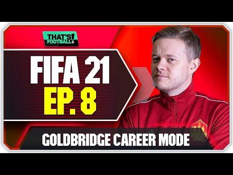FIFA 21 MANCHESTER UNITED CAREER MODE! GOLDBRIDGE! EPISODE 8