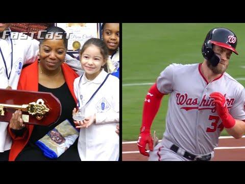 Video: MLB.com FastCast: Robinson's legacy honored - 1/31/19