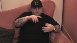 Backstage with Vinnie Paz Episode 1