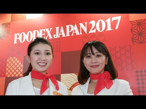 42. Foodex Japan Video