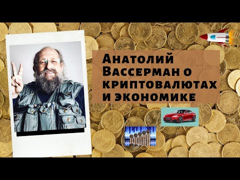 Анатолий Вассерман о криптовалютах и экономике - DomaVideo.Ru