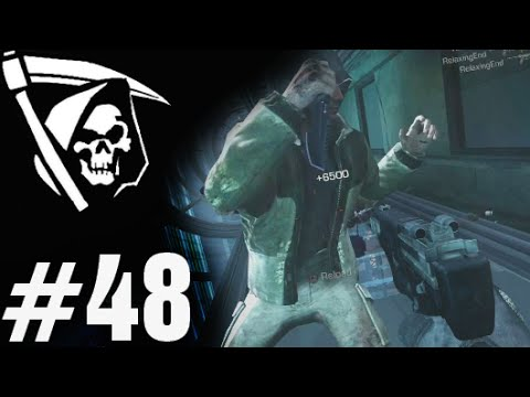 Strike - Unexpected pistol KEM in Free Fall (joining halfway through the match). The Hunt for 50 Infected KEM Strikes. Previous episode http://youtu.be/-1UUSbV_cf4 Makarov gets a KEM http://youtu.be/P1Z4W...