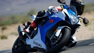 6. 2013 Supersport Track Shootout: 2013 Suzuki GSX-R750