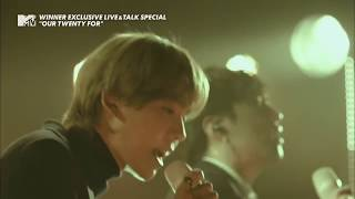 180414 WINNER   HAVE A GOOD DAY @ MTV EXCLUSIVE LIVE & TALK SPECIAL