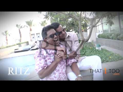 RITZ Exclusive! Selvaraghavan and Yuvan Shankar Raja's get together for a photoshoot for Ritz