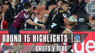 Chiefs v Reds Rd.15 2019 Super rugby video highlights | Super Rugby Video Highlights