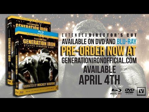 Generation Iron Directors Cut DVD/BluRay Trailer