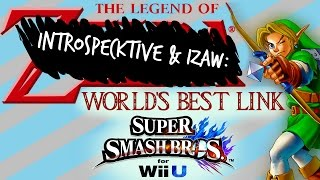 WORLD'S BEST LINK ft IZAW (Smash 4)