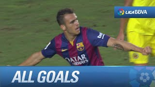 All goals Villarreal CF (0-1) FC Barcelona - HD