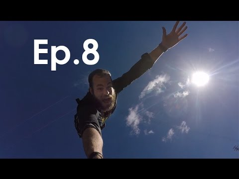 Photographing The World BTS ep 8: Bungee Jumping In New Zealand