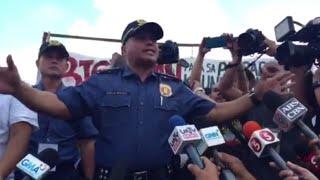 'Bato' to militants at Sona rally: We won't hurt you