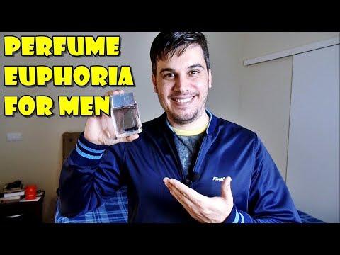 Resenha Euphoria Men da Calvin Klein