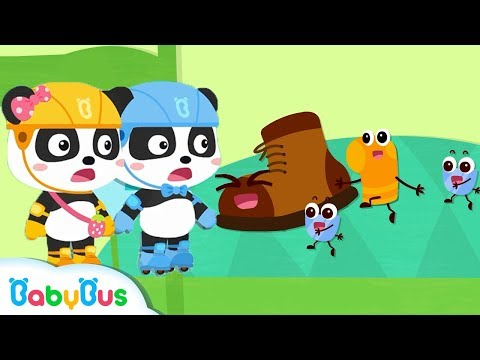 The Socks Song | We Are a Pair | Learn Colors, Number Song | Baby Songs | Ice Cream | BabyBus