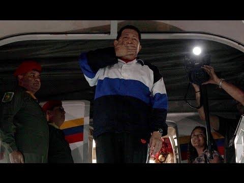 La llegada de chavez a Venezuela, Febrero 2013