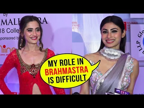 Mouni Roy REVEALS About Her Role In BRAHMASTRA| Sa