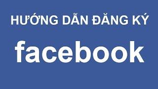 Cách đăng ký facebook, cách lập nick facebook nhanh nhá...