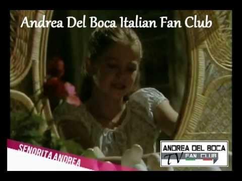 """Señorita Andrea (1980) telenovela in ITALIANO - """"Ho poco tempo da ..."""