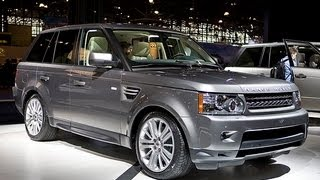 The New Range Rover Sport 2013