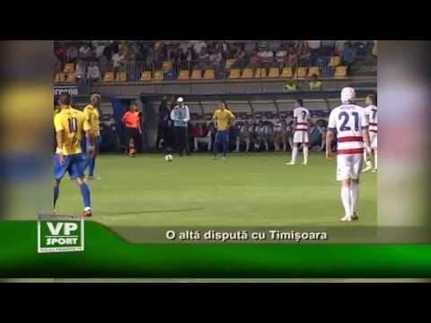 O altă disputa cu Timisoara