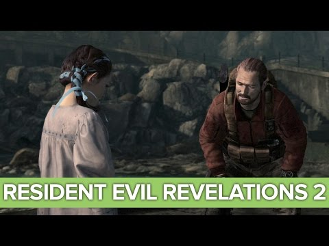 resident evil revelations 2 xbox one gameplay