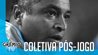 Confira e entrevista coletiva do técnico Roger Machado, pós-jogo contra a Ponte Preta, em partida válida pela 6ª rodada do...