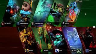 Virtus.pro vs Team Spirit, PGL Closed Qualifiers, game 1 [Lex, 4ce]