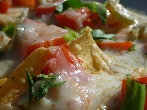 Easy Mexican Food Recipes – Nachos Recipe