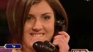 Video Deal or no Deal March 12 2009 Alice 2nd £250,000 Winner MP3, 3GP, MP4, WEBM, AVI, FLV Agustus 2019