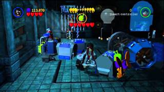 Xbox 360 Longplay [010] Lego Batman The Joker&#39;s Return (story 2 of 2)