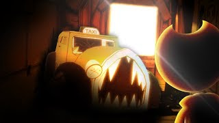 BENDY BOSS HATES WHEN I DO THIS! NEW TAXI BOSS in Bendy And The Ink Machine!