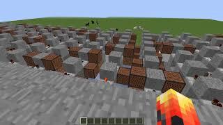 XXXTentacion's SAD! in Minecraft