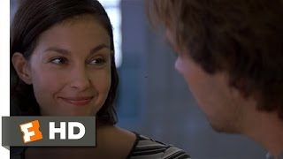 Double Jeopardy (4/9) Movie CLIP - Library Pick-Up (1999) HD