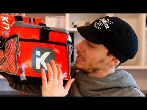 Kitbrix: la borsa per bici, nuoto e corsa   Unboxing