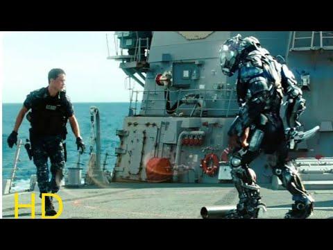 Battleship: Alien in ship// Sinemar Drishyo //