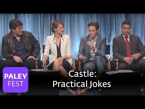 Castle – Practical Jokes