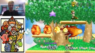 Stupid 64 Tech: Falcon kicking across platforms
