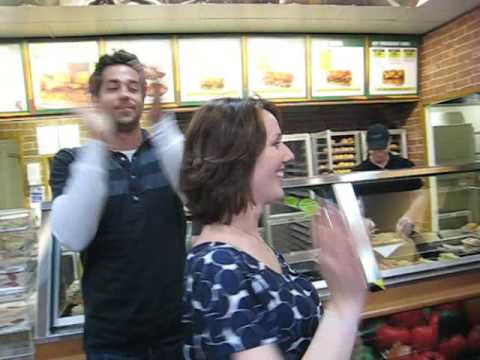 Zachary Levi subway chuck sharon lawrence save chuck subway save chuck ryan mcpartlin chuck vs. the ring chuck third season chuck subway chuck season finale chuck season 2 finale chuck season 2 episode 22 chuck renewed chuck renewal chuck forum chuck finale chuck bartowski nbc Chuck Bartowski chuck 3rd season chuck Buy A Footlong Campaign  Save Chuck   Buy A Footlong Campaign Video picture