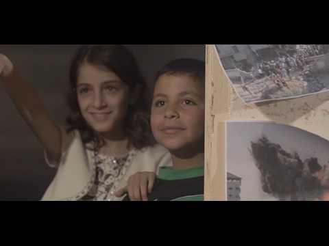 إنجازات ومشاريع اللجنة القطرية لإعادة إعمار غزة 2012 - 2017