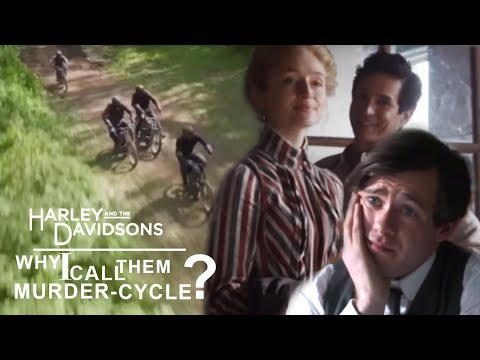 Why Harley Davidson bikes were called 'Murder Cycles'?   Determination - Harley and the Davidsons