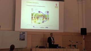 Summer School 2012 - General Introduction of the scope System Thinking / Complex Systems