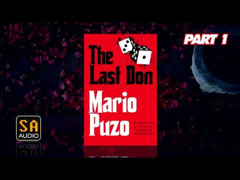 The Last Don By Mario Puzo PART 01 (Godfather Book 3)