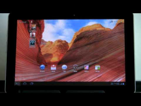 Samsung Galaxy Tab 10.1 Verizon 4G LTE Review